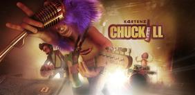 Kartenz Chuckill on stage 2015
