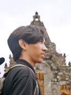 Akbar de Wighar in Bedugul, Bali 2018 Wiki