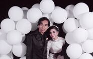 Akbar de Wighar and Chika Riznia Wedding at Talaga Sampireun Jakarta Bintaro 8 48PM