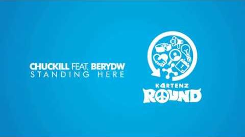 "Kartenz ROUND OST ""Standing Here"" - CHUCKILL feat. Berydw (Audio Only)"