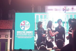 Akbar de Wighar at Investor Summit and Capital Market Expo
