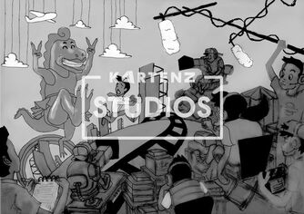 Kartenz Studios Working
