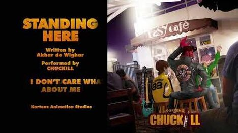 CHUCKILL - Standing Here-3