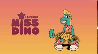 Kartenz Animation Studios Miss Dino-0