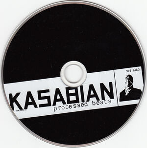 Processed Beats Demo CD (PARADISE01)