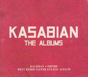 The Albums (PARADISE66) - 1