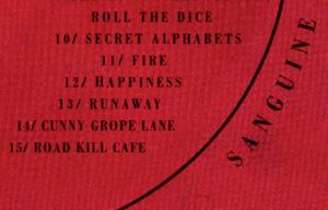 Cunny Grope Lane