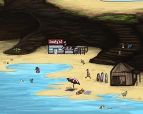Cliffbeachday