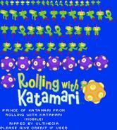 Mobile - Rolling with Katamari - Prince of Katamari