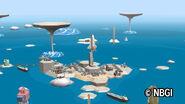 Space Shuttle Island BK