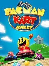 Pac Man Kart Rally