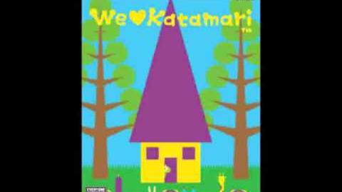 We Love Katamari - Katamari on the Swing