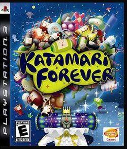 Katamari Forever cover.png
