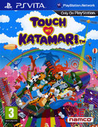 Touch My Katamari Pal