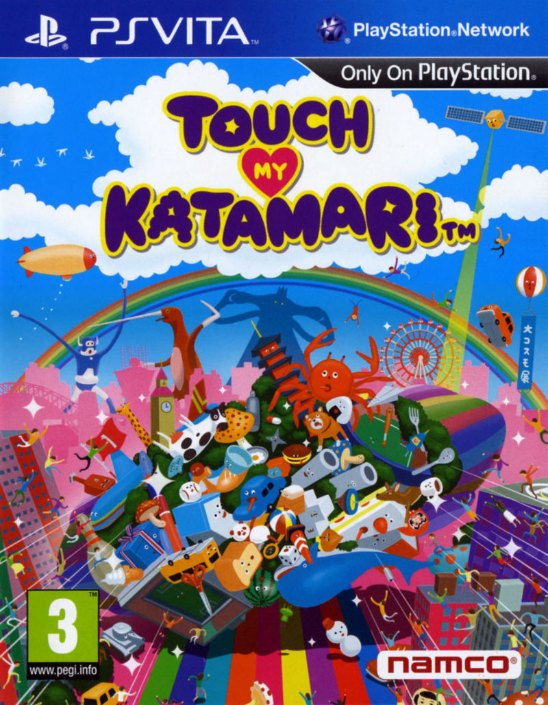 Touch My Katamari | Katamari Wiki | FANDOM powered by Wikia