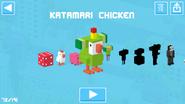Katamari Chicken