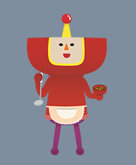 Miso's REROLL redesign.