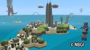 Skyscraper Island