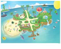 Wp island l