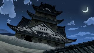 Gekoku Castle