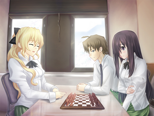 Lilly Hanako Chess