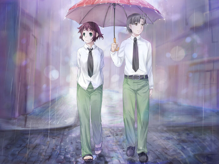 Rin rain away