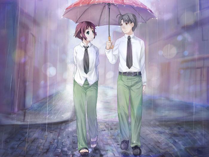 Rin rain towards