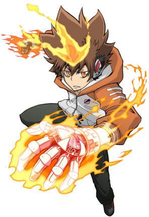 Tsunayoshi Sawada Katekyo Hitman Reborn Fanon Wiki Fandom