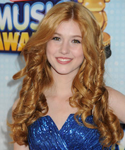 Kat in radio disney music awards 2