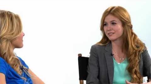 Take Five with Katherine McNamara