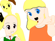 Wallace, Gromit and Me Triple Baka