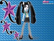 Aria Blaze as Toshiaki 2