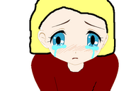 Katie Sandow anime crying