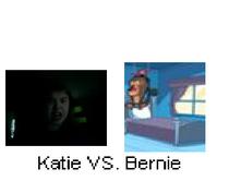 Katie VS. Bernie