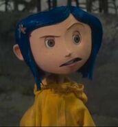 Coraline annoyed