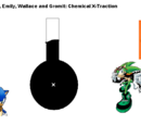 Katie, Emily, Wallace and Gromit : Chemical X-Traction