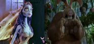 CORPSE BRIDE AND THE WERE-RABBIT 2