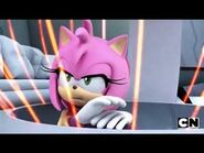 Amy Rose disgust face