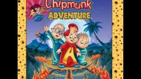 The Chipettes - Diamond Dolls (real voices) - Chipmunk Adventure 1987