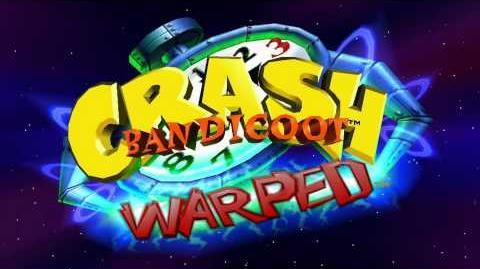 Plane - Crash Bandicoot Warped Music Extended