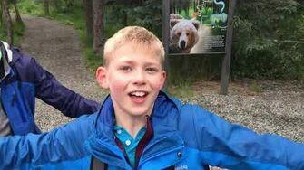Katmai Alaska Bear Adventure - Year 2019, video by Artist Greg Arbutine