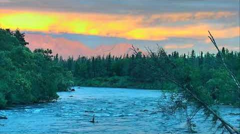 08.21.2017 - Katmai Sunset