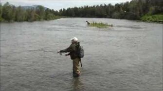 Chris Fishing with Bears 1 2011 or prior by Danrocks7
