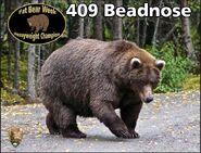 2015 FAT BEAR WEEK TOURNAMENT FINAL 409 BEADNOSE FAT BEAR WEEK HEAVYWEIGHT CHAMPION