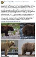 2017 FAT BEAR WEEK ROUND 5 747 vs 435 HOLLY KNP&P FB POST 2017.10.06 09.00