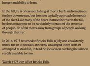LEFTY 775 INFO 2017 BoBr PAGE 79 LIFE HISTORY PART 2 of 2 ONLY