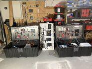 Equipment preparation June 9, 2020 photo via Courtney at Explore