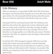 856 PAGE INFO 2012 BoBr iBOOK LIFE HISTORY