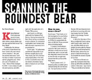 SCANNING THE ROUNDEST BEAR CLAIRE NAPIER ARTICLE 32 151 480 747 854 02