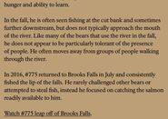 LEFTY 775 INFO 2018 BoBr PAGE 82 LIFE HISTORY PART 2 of 2 ONLY